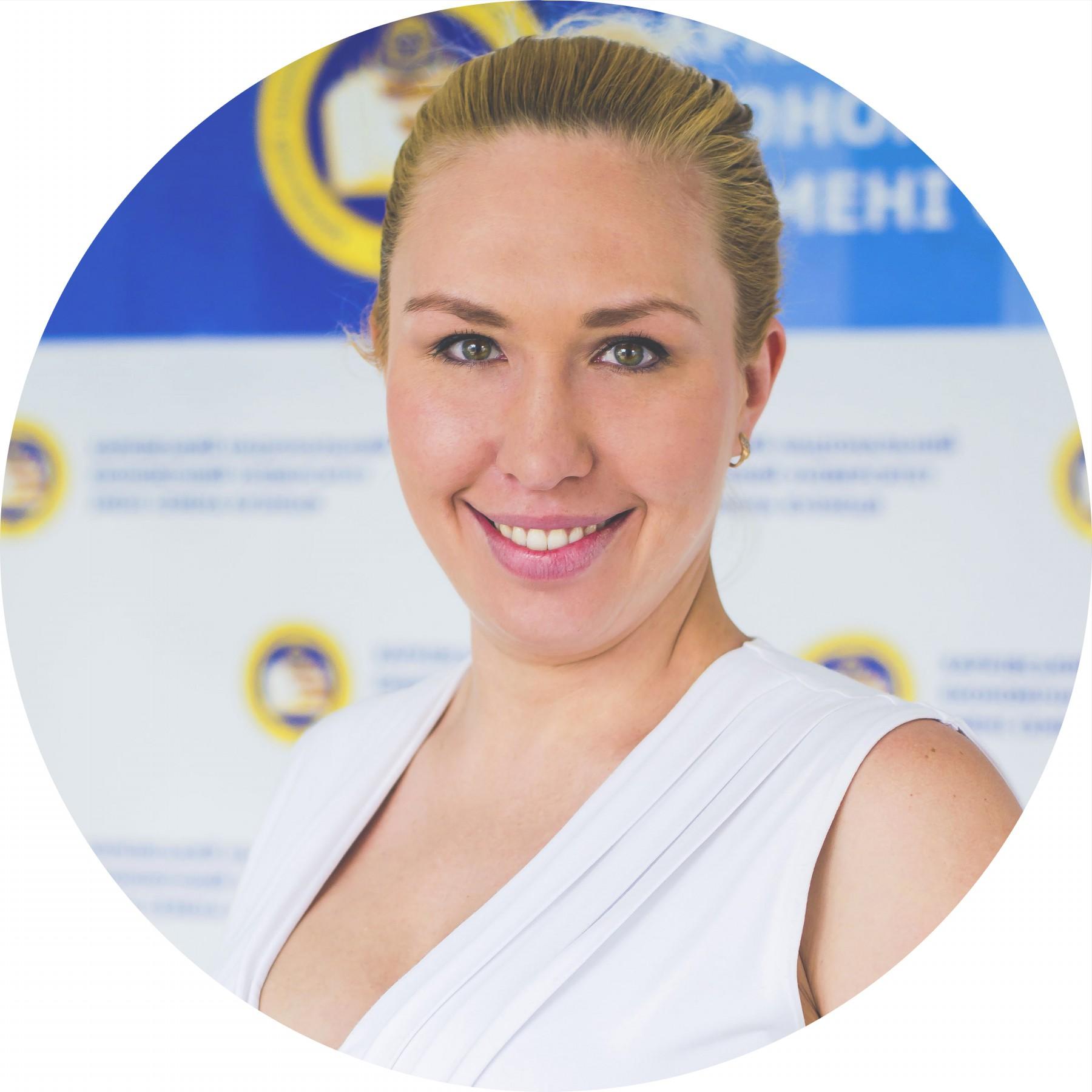 Ястребова Анна Сергеевна